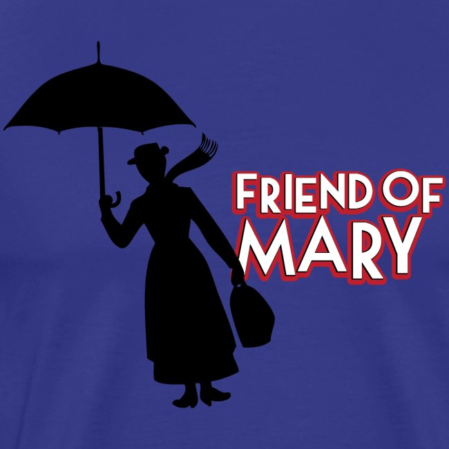 Friend of Mary