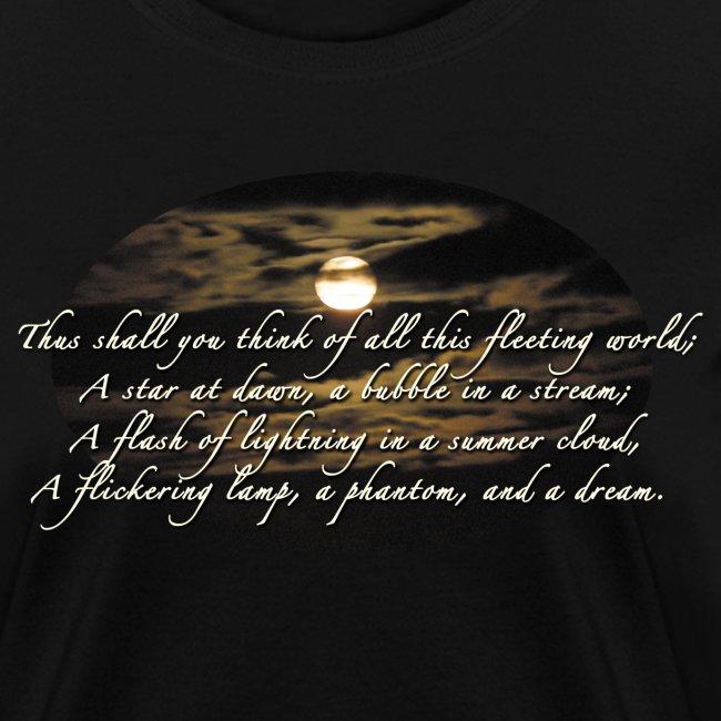 """Women's """"Dream Moon"""" T-Shirt"""