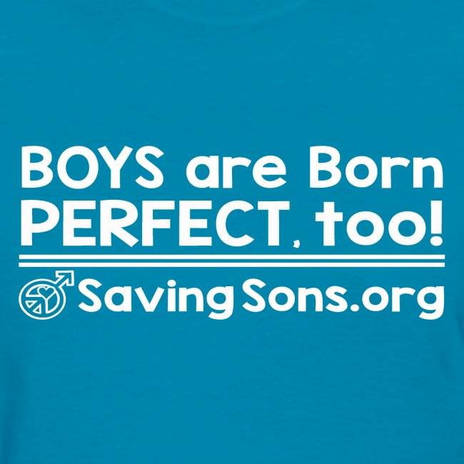 Boys are Born Perfect, Too