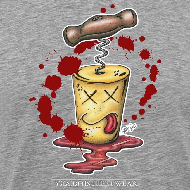 murdered redwine-cork
