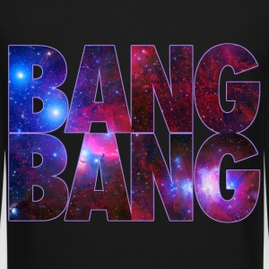 BANG BANG! Galaxy Sweatshirt By Skytop - Crewneck Sweatshirt