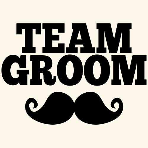 Team Groom, Bachelor Party, Wedding, Vintage