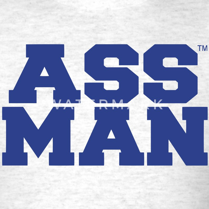 ASS MAN T-Shirts - Men's T-Shirt