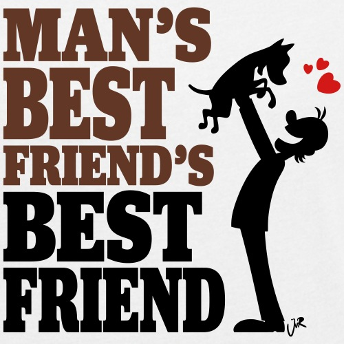 Man's best friend's best friend