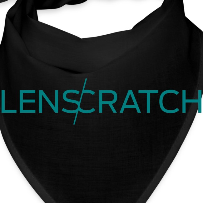 LENSCRATCH Bandana