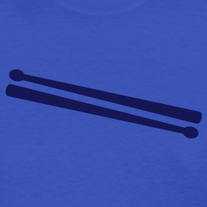 Drum sticks Women's T-Shirts - Women's T-Shirt