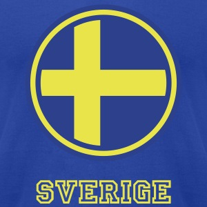 sweden - Men's T-Shirt by American Apparel