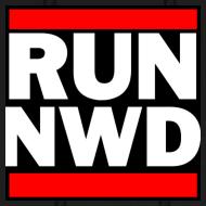 Design ~ Run Next Week Doe Hooded Sweatshirt