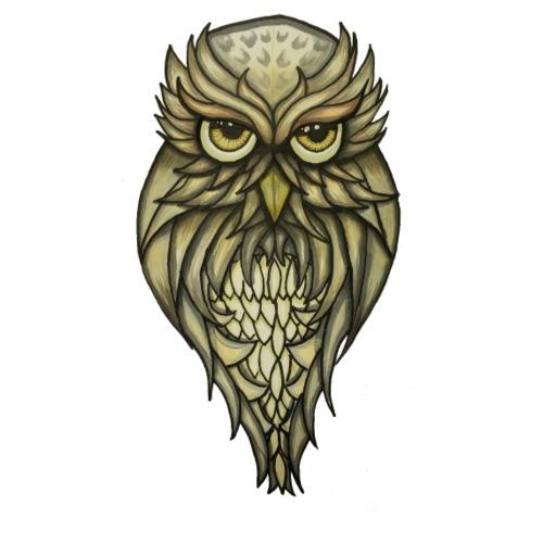 Earthen Owl