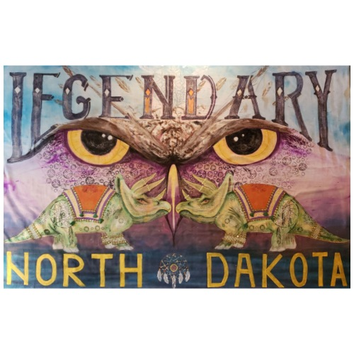 Legendary North Dakota