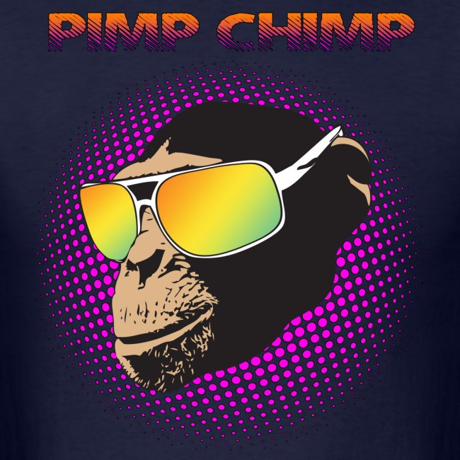 Pimp Chimp Shirt