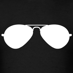 Aviator Sunglasses T-Shirts - Men's T-Shirt