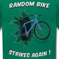 Design ~ Random Bike Strikes Again!
