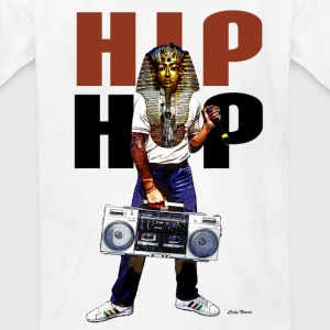 Hip Hop Pharoah - Kids' T-Shirt