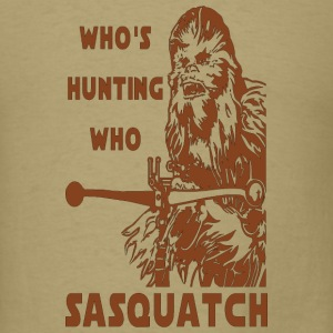 Sasquatch - Men's T-Shirt