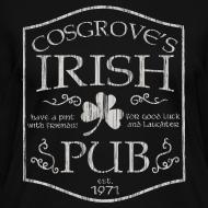 Design ~ Cosgrove's Irish Pub