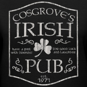 Cosgrove's Irish Pub - Women's V-Neck T-Shirt