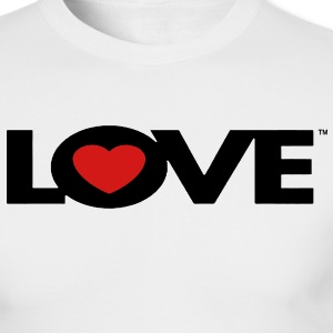 LOVE Long Sleeve Shirts - Men's Long Sleeve T-Shirt by Next Level