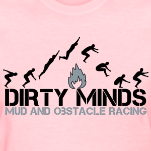 Leap of Faith -  Obstacle Runner Women's T-Shirts - Women's T-Shirt