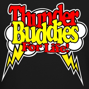 THUNDER BUDDIES Long Sleeve Shirts - Crewneck Sweatshirt