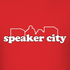SpeakerCity.png T-Shirts - Men's T-Shirt