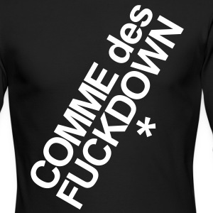 COME DES FUCKDOWN Long Sleeve Shirts - Men's Long Sleeve T-Shirt by Next Level