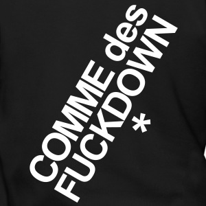 COME DES FUCKDOWN Zip Hoodies/Jackets - Men's Zip Hoodie