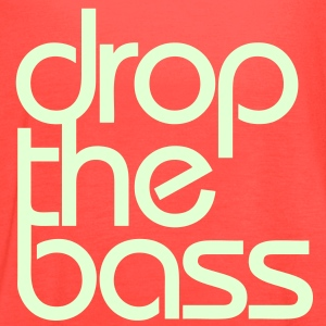 Drop The Bass (classic) - Women's Flowy Tank Top by Bella