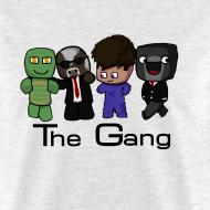 Design ~ Men's T-Shirt: The Gang