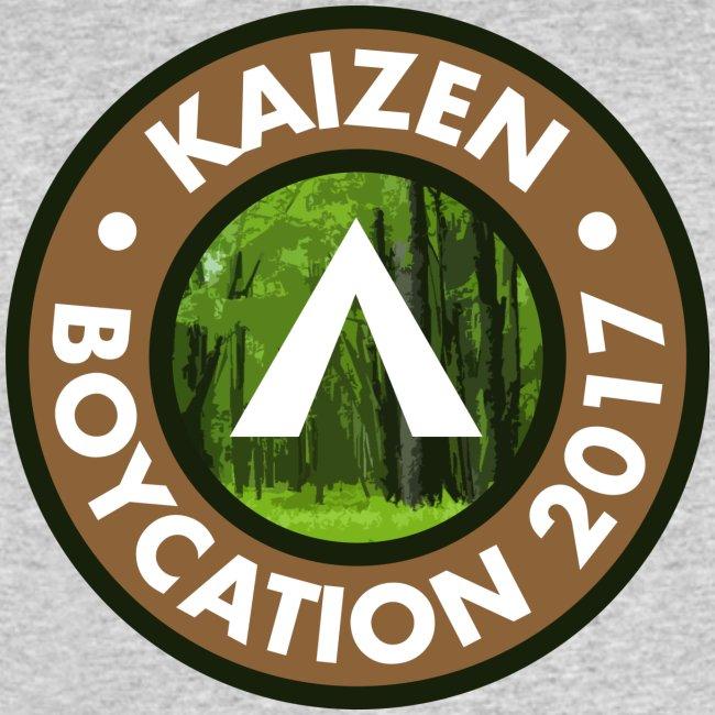 Boycation 2017 50/50 T-Shirt