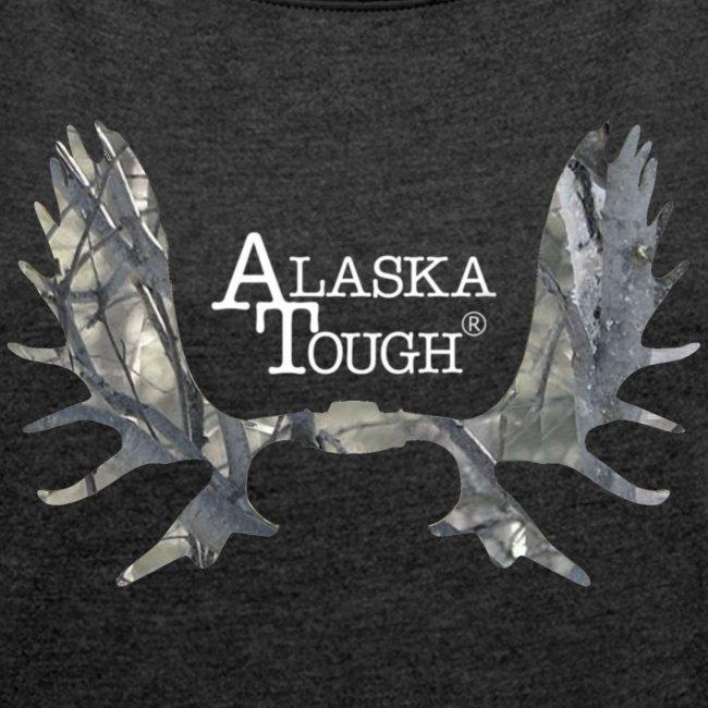 Camo Moose T-Shirt for Women