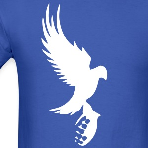 Grenade Bird T-Shirts - Men's T-Shirt