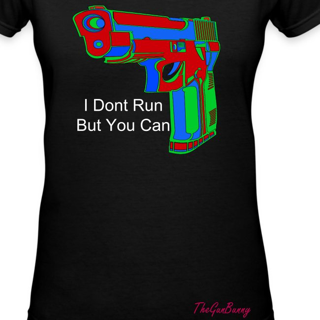 I Dont Run, But You Can
