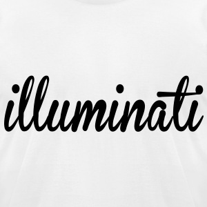 Illuminati T-Shirts - stayflyclothing.com - Men's T-Shirt by American Apparel