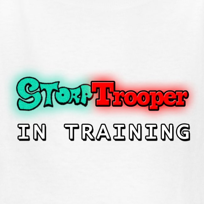 Storp Trooper in training (Kids)