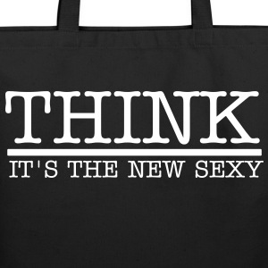 think_its_the_new_sexy Bags  - Eco-Friendly Cotton Tote