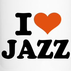 I love Jazz Accessories - Travel Mug