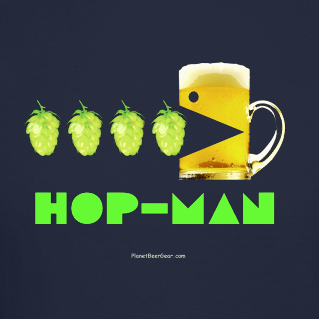 Hop Man Men's Crewneck Sweatshirt