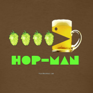 Design ~ Hop Man Men's T-Shirt