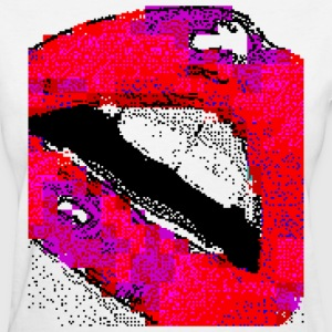 Lips - Women's T-Shirt