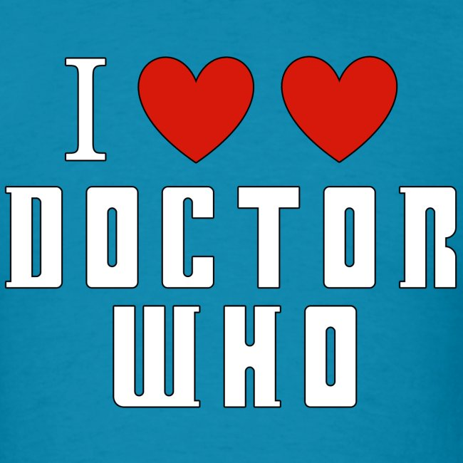 I Love Dr. Who
