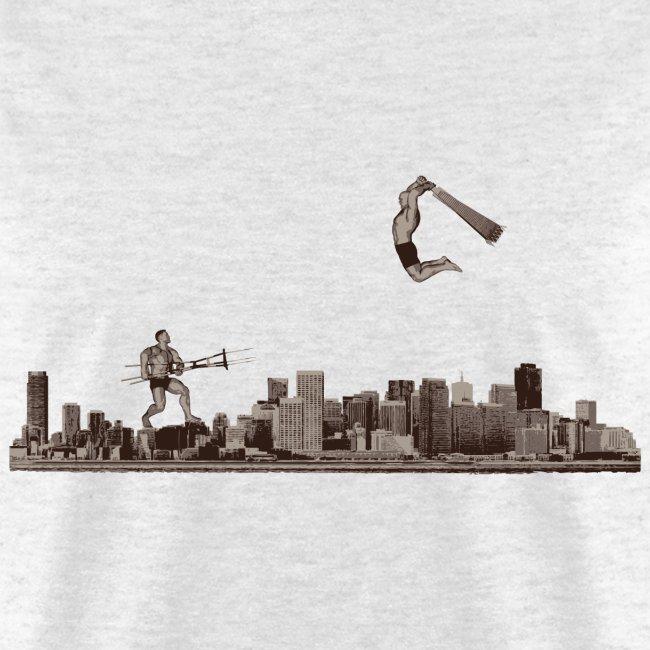 San Francisco Giant Showdown