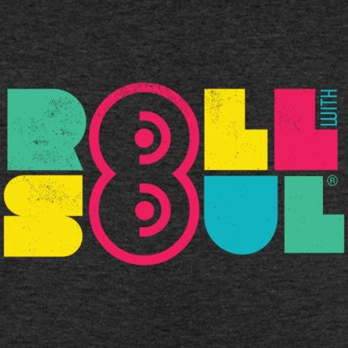 Roll With Soul Geo - Rainbow