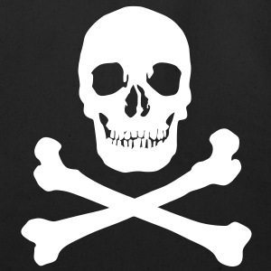 Pirate skull Bags  - Eco-Friendly Cotton Tote
