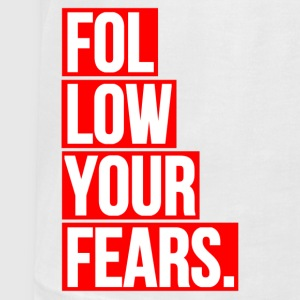 Follow Your Fears - Men's T-Shirt by American Apparel