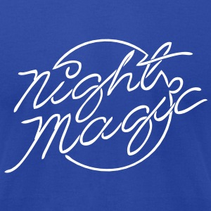 neon lights T-Shirts - Men's T-Shirt by American Apparel