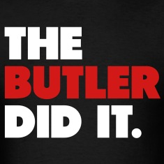 The Butler Did It Jimmy Butler Shirt T-Shirts