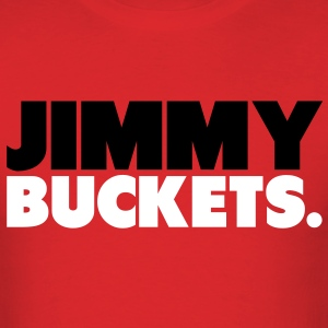 Jimmy Buckets Shirt T-Shirts - Men's T-Shirt