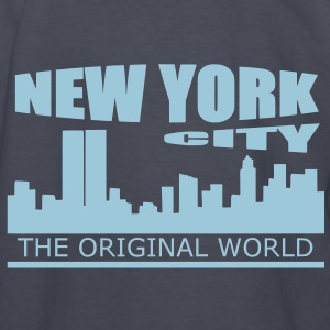 new york city Kids' Shirts - Kids' Long Sleeve T-Shirt