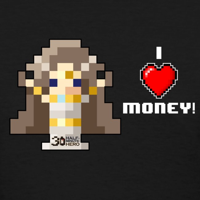Time Goddess - I (HEART) Money! Women's T-shirt